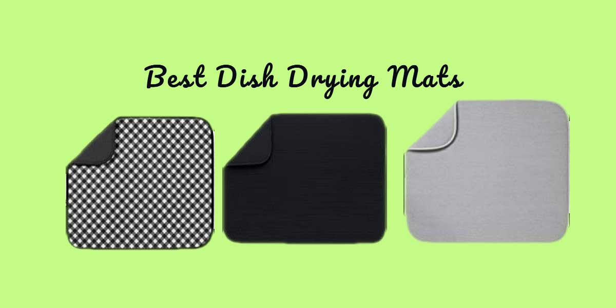 Best Dish Drying Mats